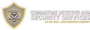 Personal Security Services, Industrial Security Services Coimbatore